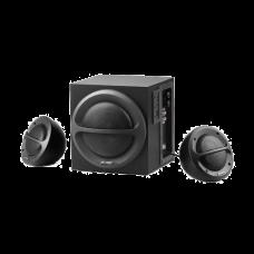 F&D A111X 2.1 Channel Multimedia Bluetooth Speakers (Black)