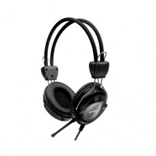 A4tech HS19 3.5mm Headphone Black