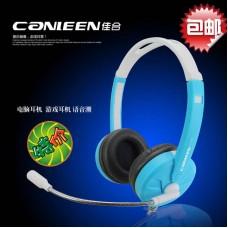 Canleen Ct 637 Head Game Headset