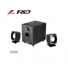 F&D F-203G 2.1 Channel Multimedia Speaker