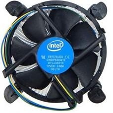 Intel CPU Processor Cooler or Cooling Fan - Black