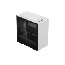 DEEPCOOL MACUBE 110 WH TEMPERED GLASS MID-TOWER ATX GAMING CASE