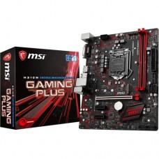 MSI H310M Gaming Plus LGA 1151 Micro-ATX Motherboard
