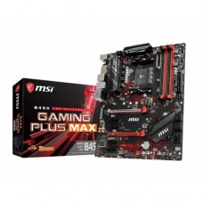 MSI B450 GAMING PLUS MAX AM4 AMD ATX Motherboard