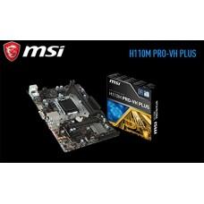 MSI H110M PRO-VH PLUS 6th/7th Gen Motherboard