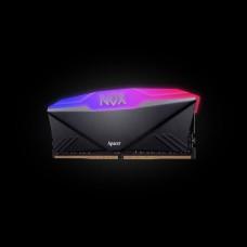 Apacer DDR4 DIMM 3200-16 1024x8 8GB 1.35V OC NOX RGB AURA2 RAM