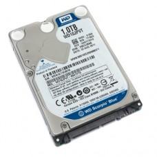 HDD WESTERN DIGITAL 1TB FOR LAPTOP