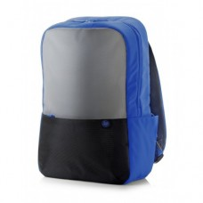 """HP 15.6"""" Duotone Blue Backpack"""