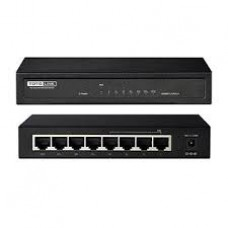 TOTOLINK 8-Port 10/100Mbps Ethernet Switch with 4-Port PoE SW804P