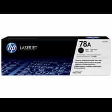 HP 78A Black Original LaserJet Toner Cartridge (For LJP1566, P1606)
